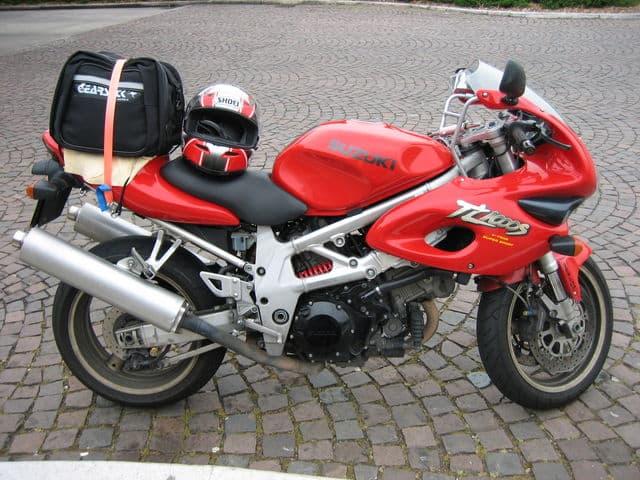 Suzuki TL1000s