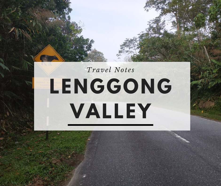 Lenggong valley tour