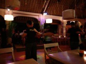 Indus Restaurant - Salsa in Ubud